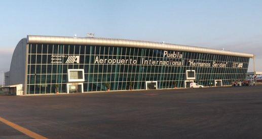 aeropuerto internacional de puebla hermanos serdan mexico huejotzingo